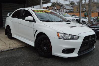 2014 Mitsubishi Lancer Evolution GSR (White)