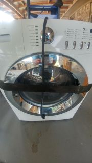Free... Front load washer with drawer cabinet