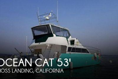 1996 Ocean Cat Ocean 53 Catamaran