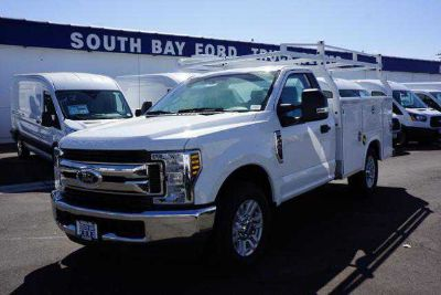 New 2018 Ford Super Duty F-250 SRW 2WD Reg Cab 8' Box