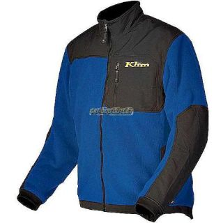 Purchase KLIM Everest Jacket - Blue motorcycle in Sauk Centre, Minnesota, United States, for US $109.99