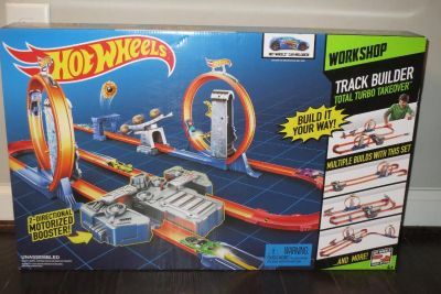 Hot Wheels Track - 2 Directional Motorized Booster