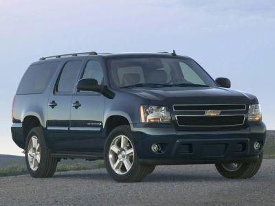 2007 Chevrolet Suburban LS 1500 (Graystone Metallic)