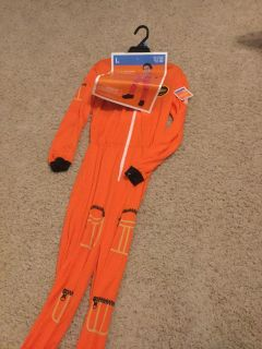 Size l new with tags astronaut costume