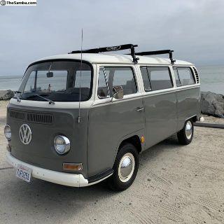 Restored 69 Bay Window - Weekender