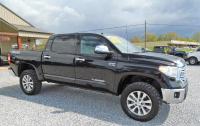 2014 Toyota Tundra Limited (BLACK)