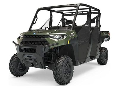 2019 Polaris Ranger Crew XP 1000 EPS Side x Side Utility Vehicles Hollister, CA