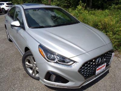 2018 Hyundai Sonata Sport+ (Silver)