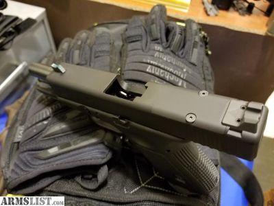 For Sale: Glock 19 Gen3 milled slide for RMR