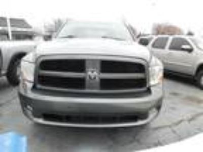 Used 2012 DODGE RAMCrew4X4 For Sale