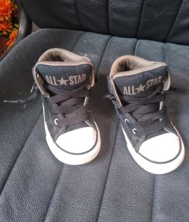 "ADORABLE TODDLER BOY'S ""CONVERSE"" SHOES"