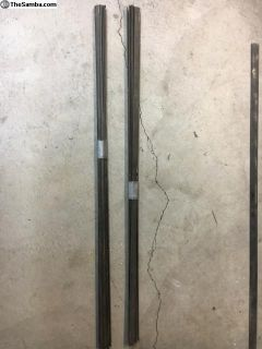 Link pin springs