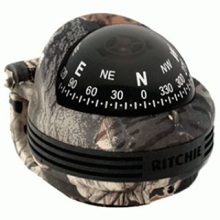 Purchase E.S. Ritchie #Tr-31b - Break-Up Camo Trek Bracket Mount Compass - 2.25in Dial motorcycle in Largo, Florida, United States, for US $80.89