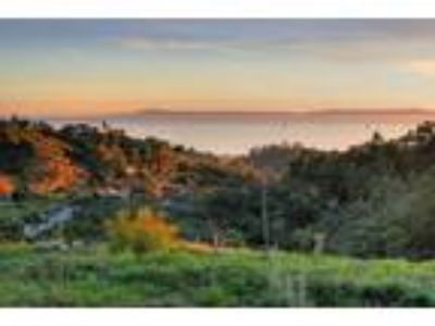 PRICE REDUCED: Stunning 6.49 Acre Ocean Island View Lot In Montecito