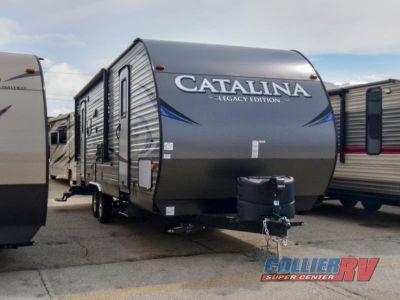 2019 Coachmen Rv Catalina Legacy 263RLS