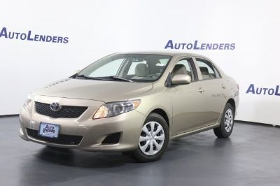2009 Toyota Corolla Base (tan)