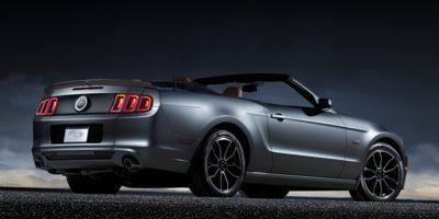 2014 Ford Mustang GT (Blue)