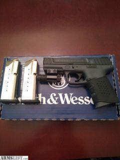 For Sale/Trade: S&W 40 caliber