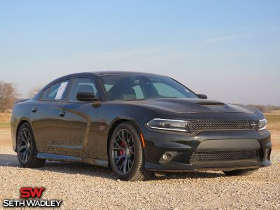 2016 Dodge Charger SRT8 (Pitch Black Clearcoat)