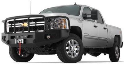 Purchase 2011-2014 Chevrolet Silverado HD WARN Heavy Duty Front Bumper w/ Guard 85887 motorcycle in Belton, Texas, US, for US $2,395.00