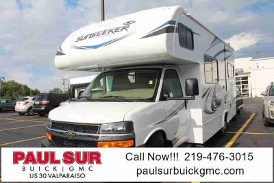 2017 Chevrolet Express 4500 Base Cutaway