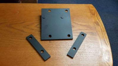 Sell SUPERWINCH MOUNT PLATE KIT motorcycle in Lebanon, Missouri, United States