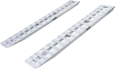 Purchase TAKE 3-KAUFMAN ALUMINUM AUTO HAULER CAR TRAILER RAMPS (05-15-094-04-LP) motorcycle in West Bend, Wisconsin, US, for US $549.99