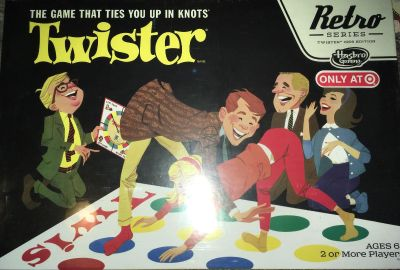 Brand New in Box Twister Game
