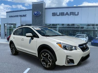 2017 Subaru XV Crosstrek 2.0i Premium (Crystal White Pearl)