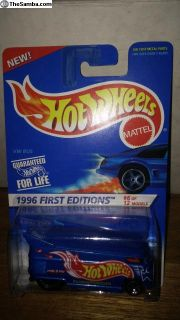 hot wheels drag bus 1st edition