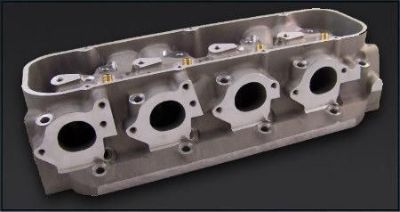 Sell PRO FILER 174-X-32-03 BBC SNIPER ALUMINUM CYLINDER HEADS, PAIR, BARE motorcycle in Coldwater, Michigan, United States, for US $1,760.00