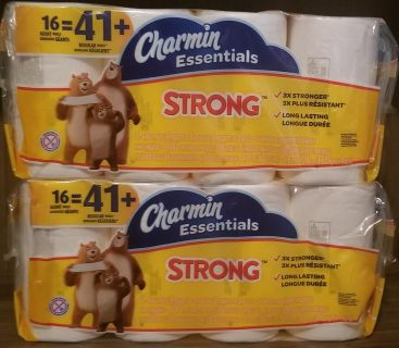 Charmin Essentials Strong 16 ct