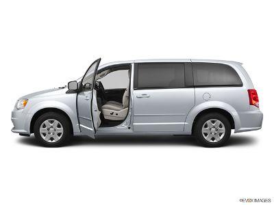 2011 Dodge Grand Caravan Crew (SILVER)