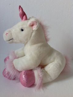 Unicorn Plush 14 1/2 inch
