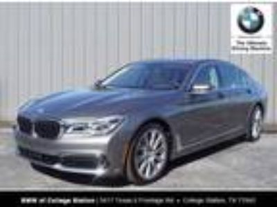 new 2019 BMW 7-Series for sale.