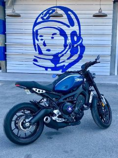 2017 Yamaha XSR 900