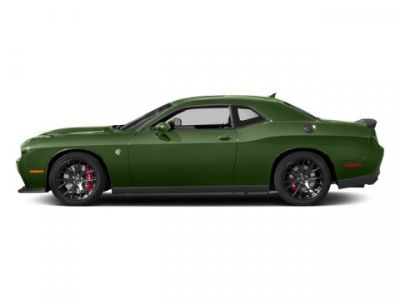 2018 Dodge Challenger SRT Hellcat Widebody (F8 Green)
