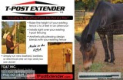 Deer Proof Your Yard or Garden with the T-Post Exder