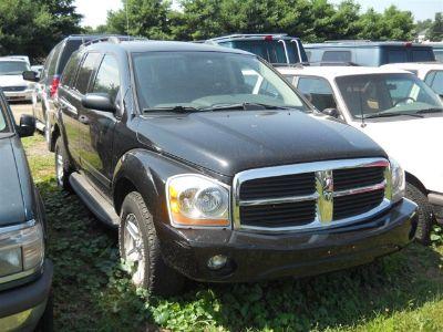2005 Dodge Durango SLT (Black)