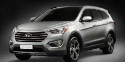 2016 Hyundai Santa Fe GLS (Regal Red Pearl)