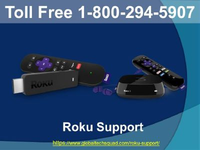 1-800-294-5907 Roku Phone Number Support