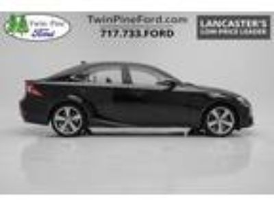 Used 2015 LEXUS IS 350 For Sale