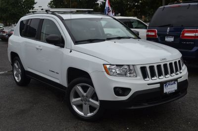 2011 Jeep Compass Limited (White)