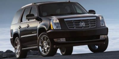 2007 Cadillac Escalade Base (White Diamond Tricoat)