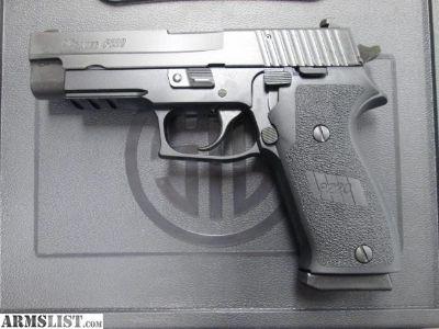 For Sale: Sig Sauer P220 - SALE