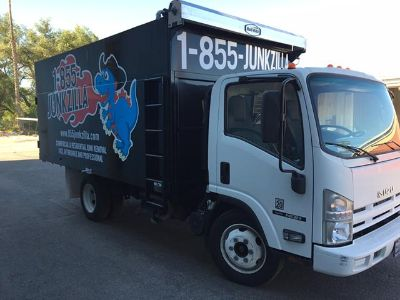 Junkzilla, we are OCs premier junk removal service. Residential and Commerical 7 Days a week 8am-8p