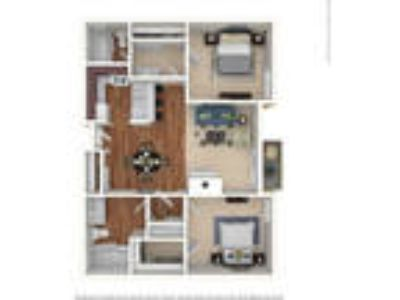 Northview-Southview Apartment Homes - Two BR/Two BA