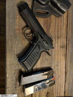 For Trade: TANFOGLIO/EAA WITNESS 9MM