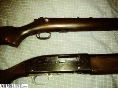 For Sale/Trade: Winchester 69A & 59 winlite