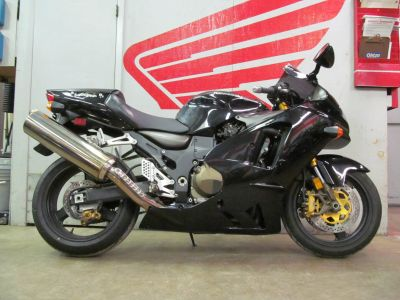 2005 Kawasaki Ninja ZX-12R Supersport Motorcycles Crystal Lake, IL